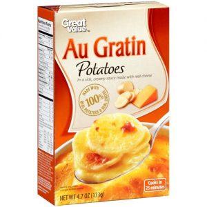 great value au gratin potatoes
