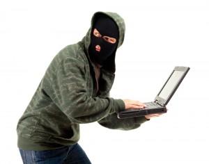 stolen laptop