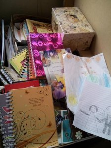 old_journals_trunk_of_sentimental